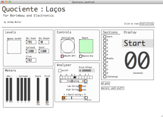Patch interface.