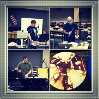 Trio realization with Doug Nottingham and Simone Mancuso. Photo by Joe Perez