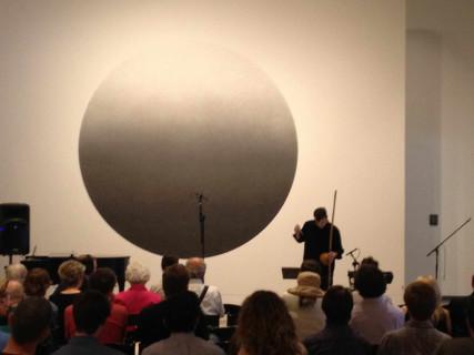 Performing Quociente in Cummings Great Hall @ Phoenix Art Museum